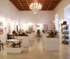 Městské muzeum agalerie v Hranicích