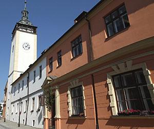 Městské muzeum a galerie v Hranicích