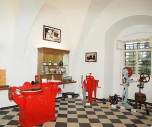 Lapidárium a řeznické muzeum